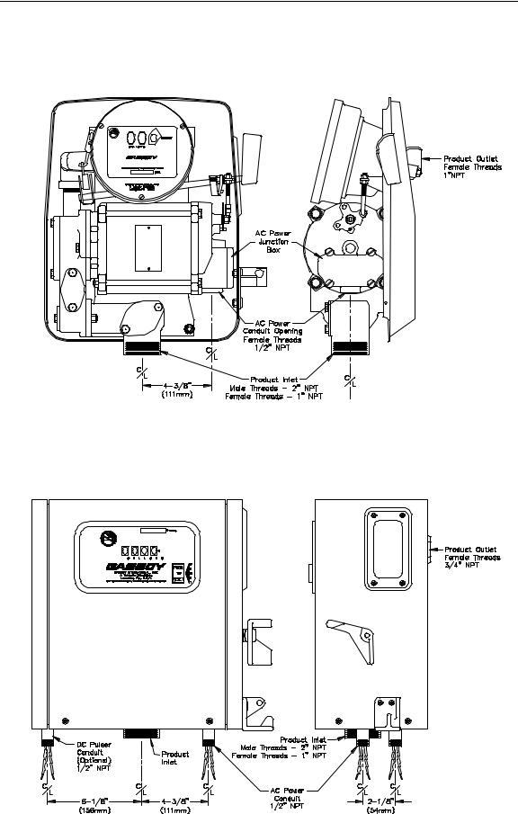 Husky 1800 Series, 70 Series User Manual