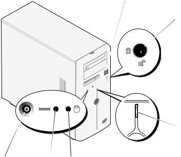 Dell POWEREDGE 840 User Manual