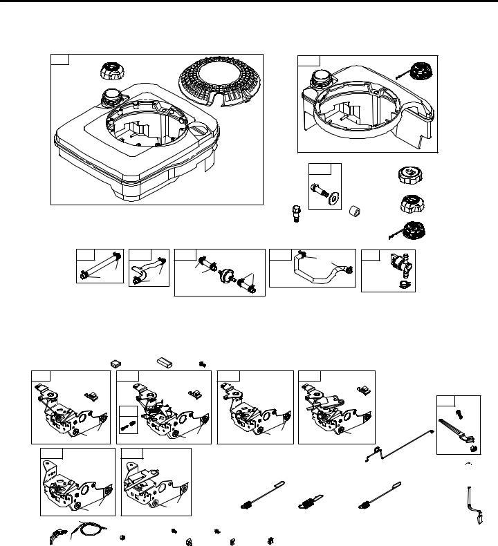 Briggs & Stratton 12H800 User Manual