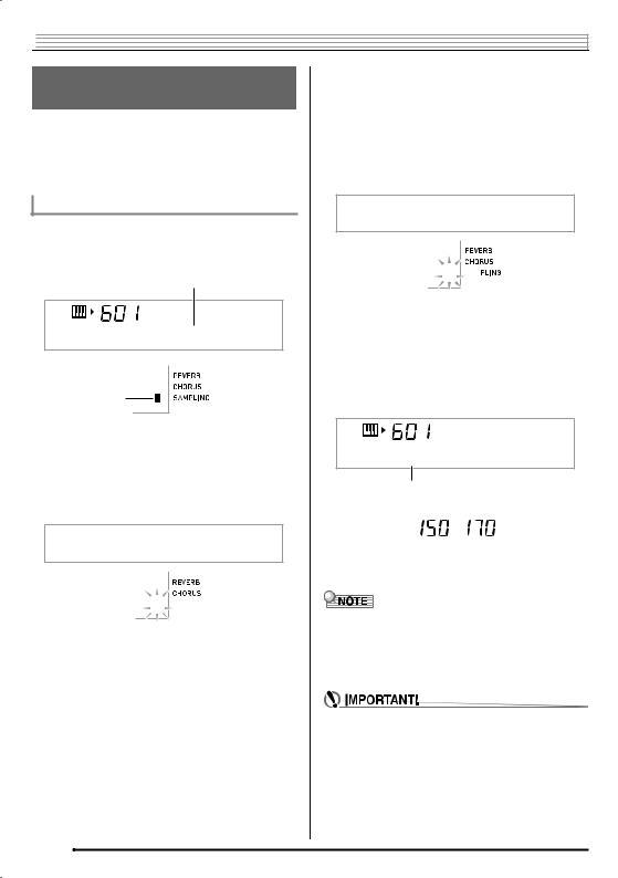 Casio WK-240, WK-245, CTK-4400 User Manual