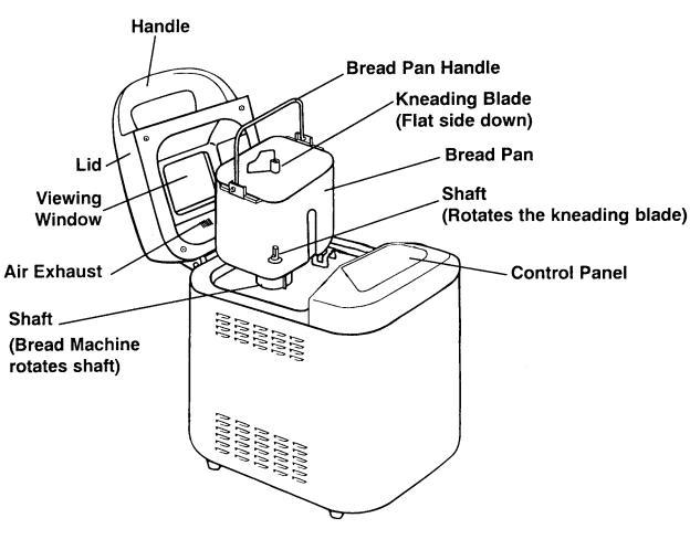 Toastmaster 1148X User Manual