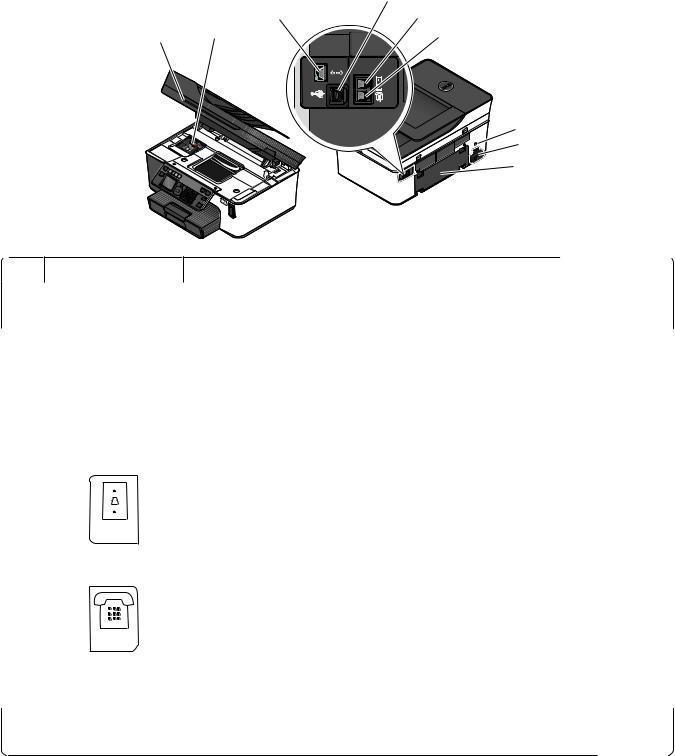 Dell V715W, V715w All In One Wireless Inkjet Printer User
