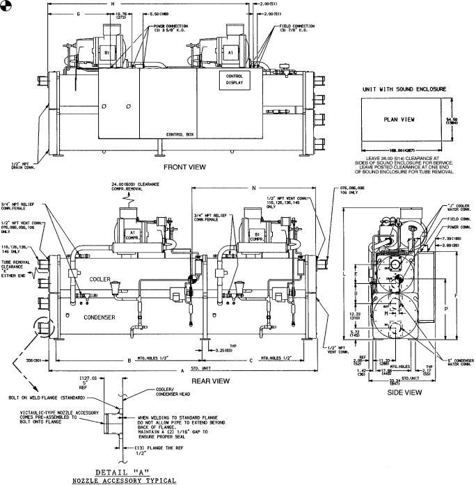 Carrier 30HXA, HXC076-186, 30HXA,HXC076-186 Water-Cooled