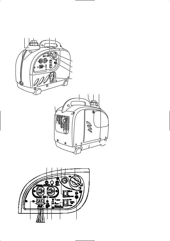 Yamaha EF1000iS User Manual