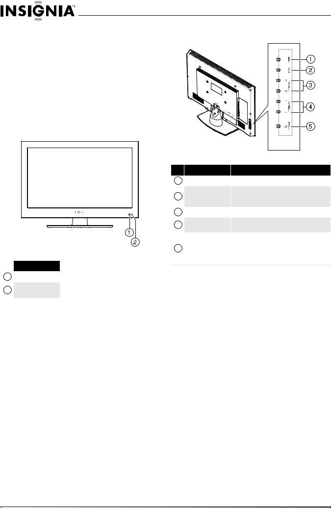 Insignia NS-32L450A11, NS-26L450A11 User Manual