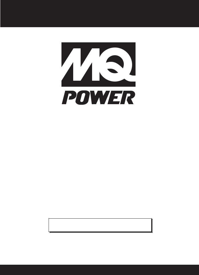 Multiquip DCA-25SSIU2, MQ Power Whisperwatt 60 Hz