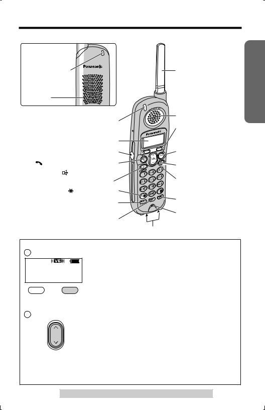 Panasonic KX-TG2224P, KX-TG2224W, KX-TG2224F, kx-tg2224