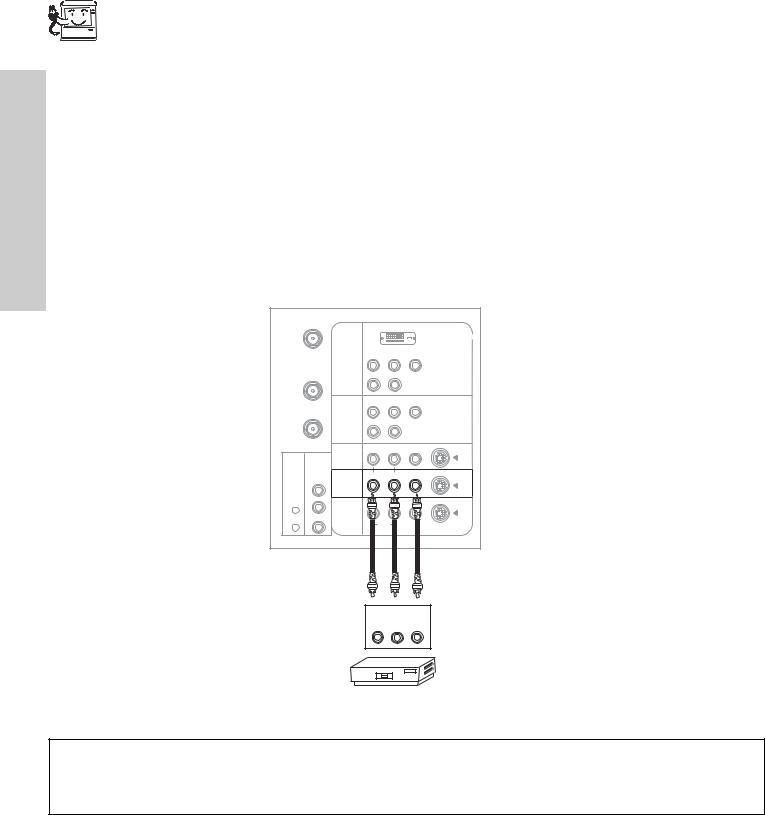 Hitachi 50VX500 User Manual