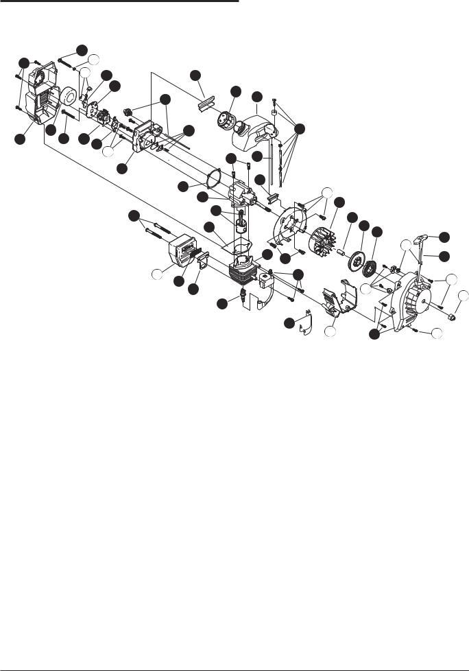 MTD RGBV3100E User Manual