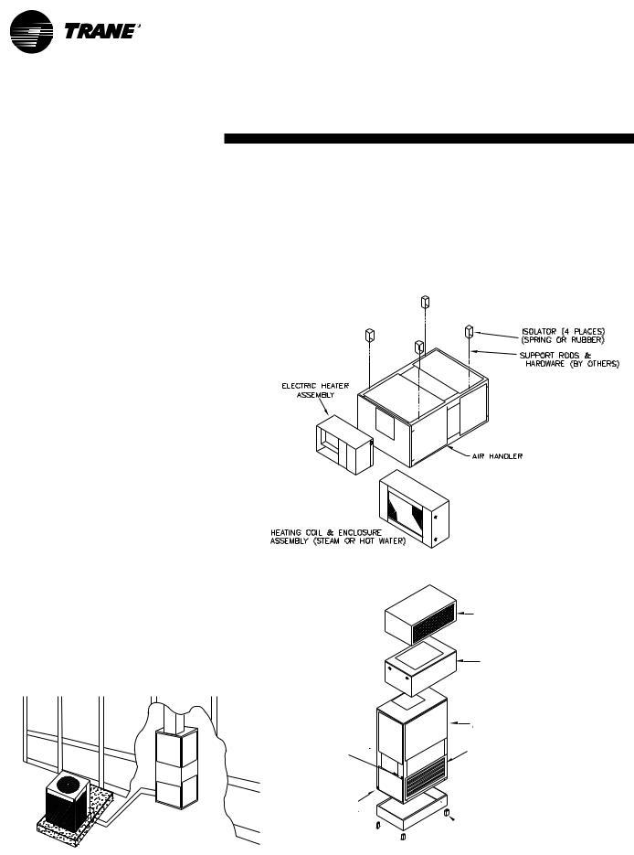Trane SS-PRC003-EN User Manual
