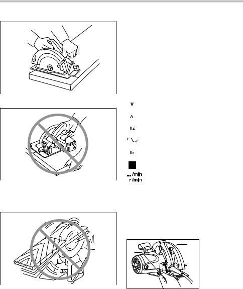 Makita 5007NF, 5007NFA, 5007N User Manual