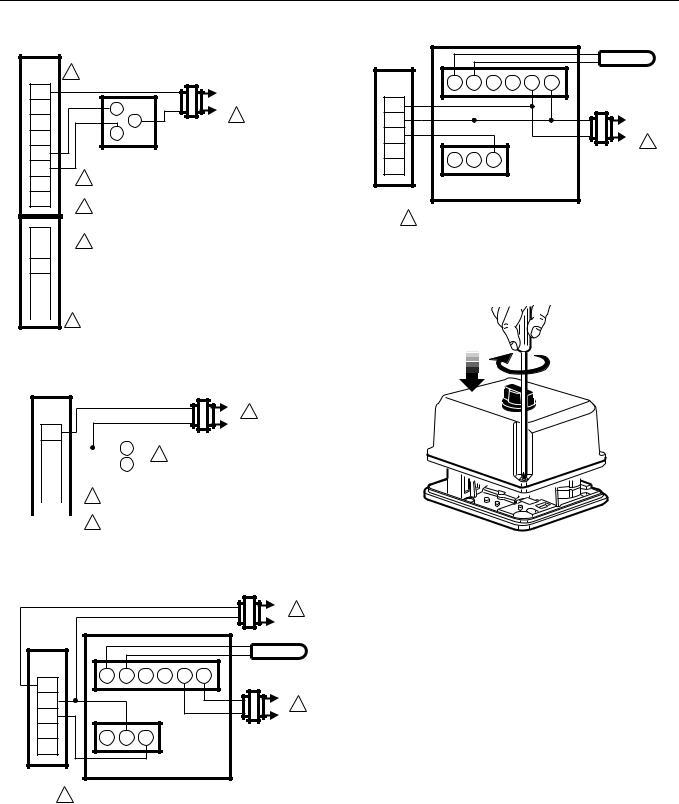 Honeywell ML6421, ML7421 User Manual