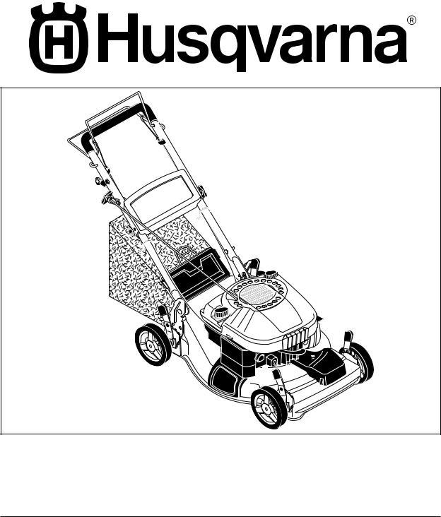 Husqvarna 96143004400, 62522FE, 532424695 User Manual