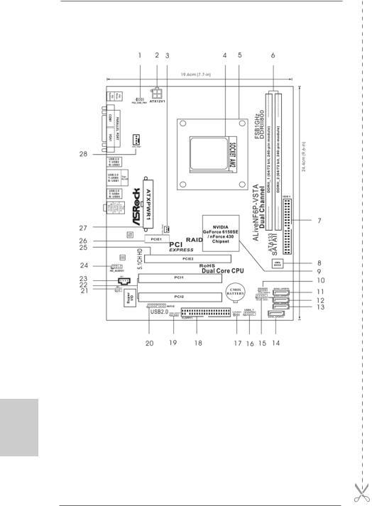 ASRock ALIVENF6P-VSTA Installation Guide