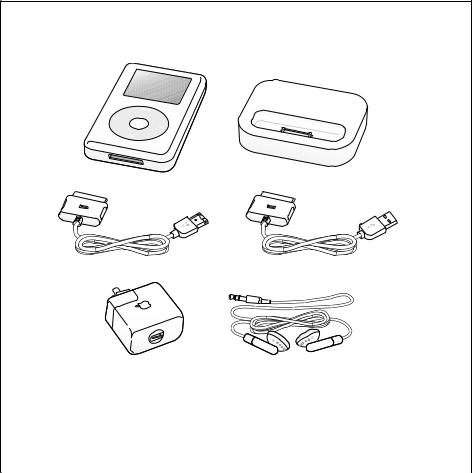 Apple IPOD CLICK WHEEL, iPod (User's Guide) User Manual