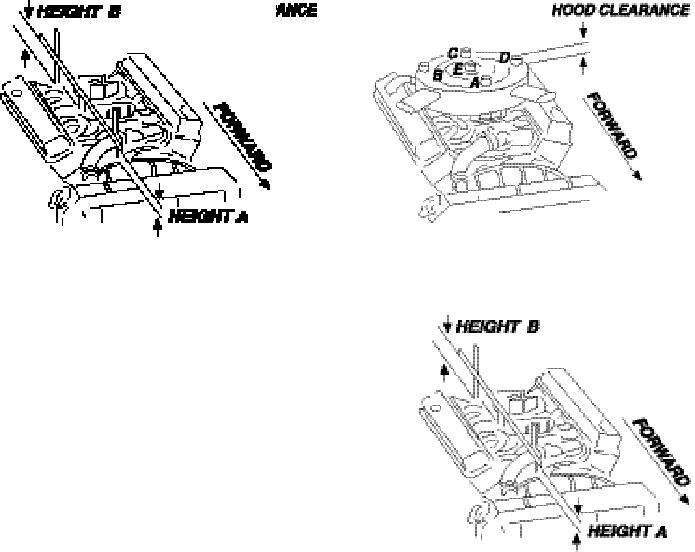 Edelbrock 3550, 3551 User Manual