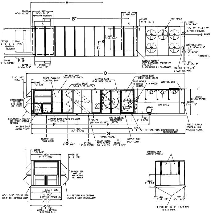 Carrier NP034-074 User Manual