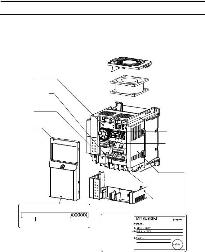 Mitsubishi Electronics FR-D740-012, FR-D720S-008, FR-D720