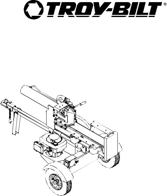 Troy-Bilt LS275 User Manual