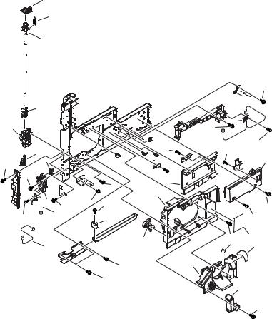 Canon iR2016, iR2020 Parts Catalog