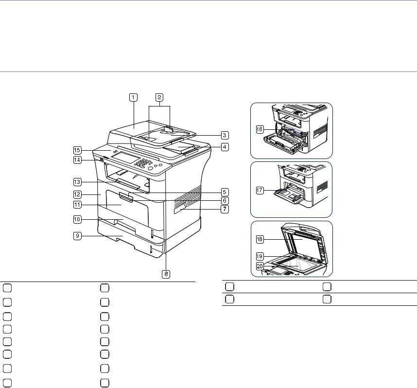 Samsung 5935NX, SCX-5835NX User Manual