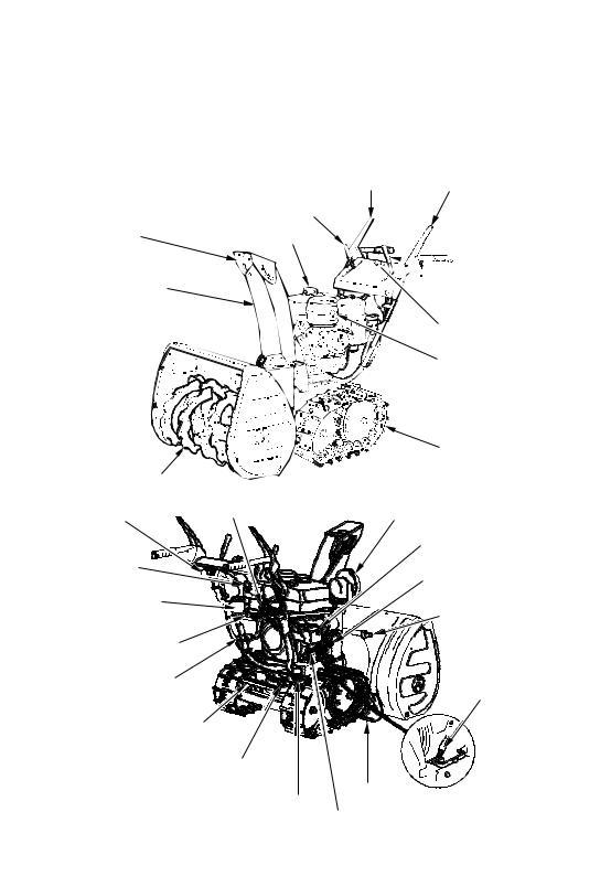 Honda Power Equipment 31767724, 00X31-767-7240, HS928 User
