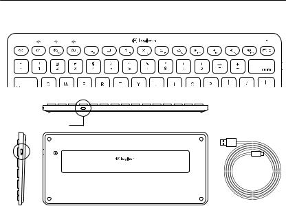 Logitech K811 User Manual