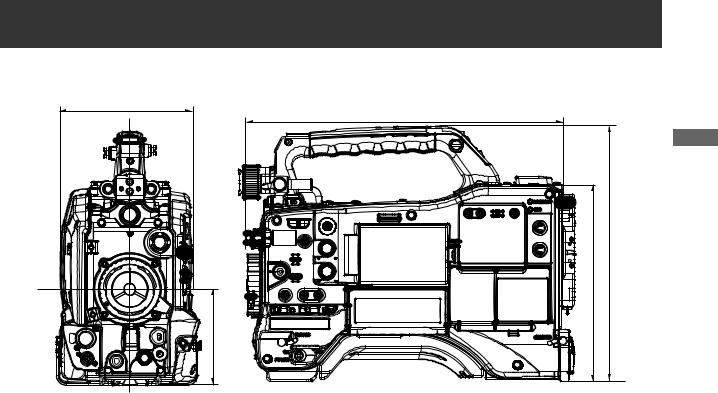 Panasonic AJ-HPX3100G User Manual