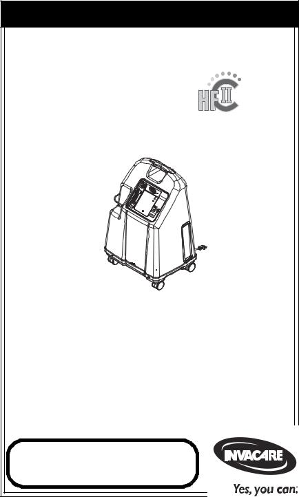 Invacare XL, 5, 10 User Manual