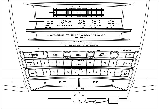 NordicTrack AudioStrider NTL25530 User Manual