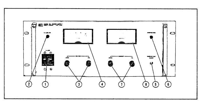 HP (Hewlett-Packard) 6269B User Manual