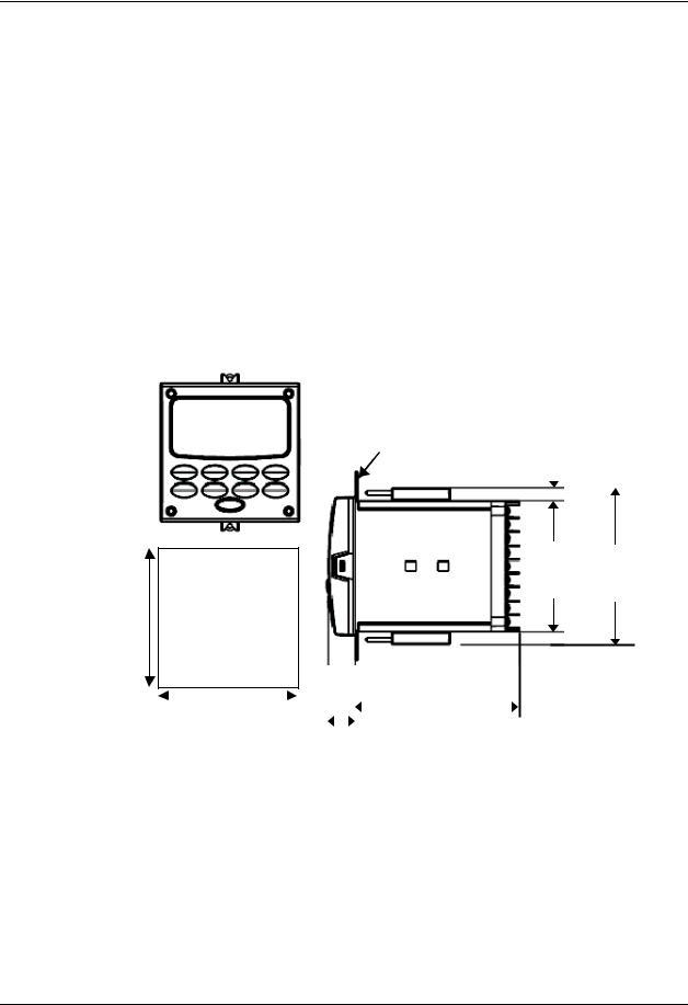 Honeywell UDC2500 User Manual