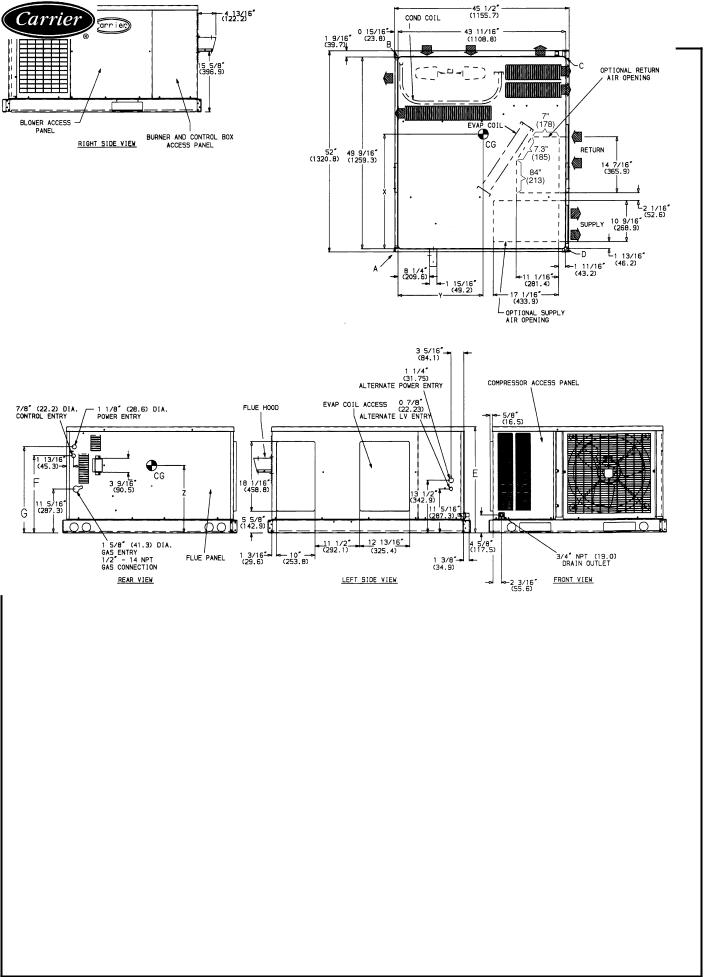 Carrier 48SS User Manual