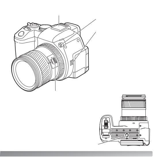 Konica Minolta DiMAGE A200, DIMAGE A200 User Manual