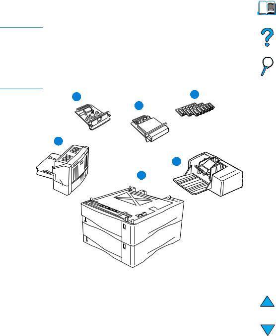HP LaserJet 4100, LaserJet 4100DTN, LaserJet 4100N