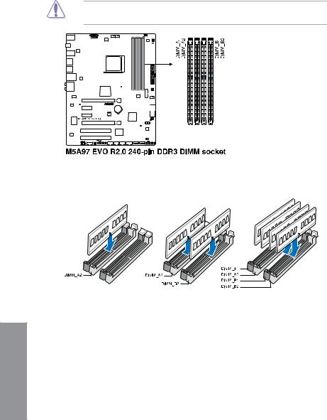 ASUS R2.0 Desktop Motherboard M5A97 R2.0, M5A97 EVO R2.0
