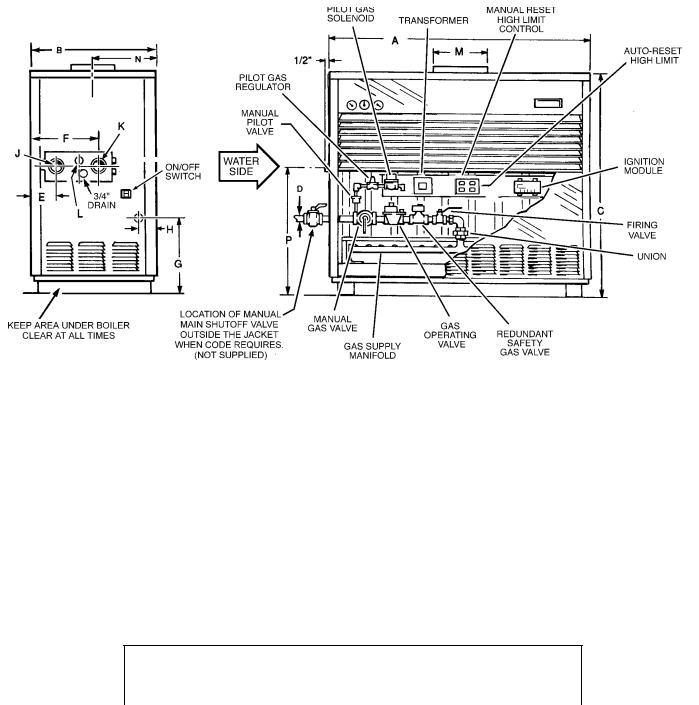 A.O. Smith DB-DW-720-1810, DB-1210 User Manual