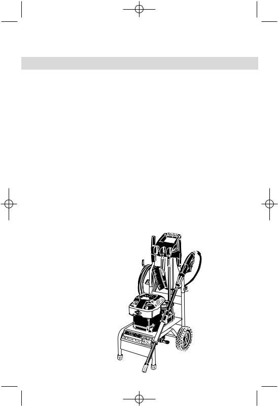 Karcher K 3300 G User Manual