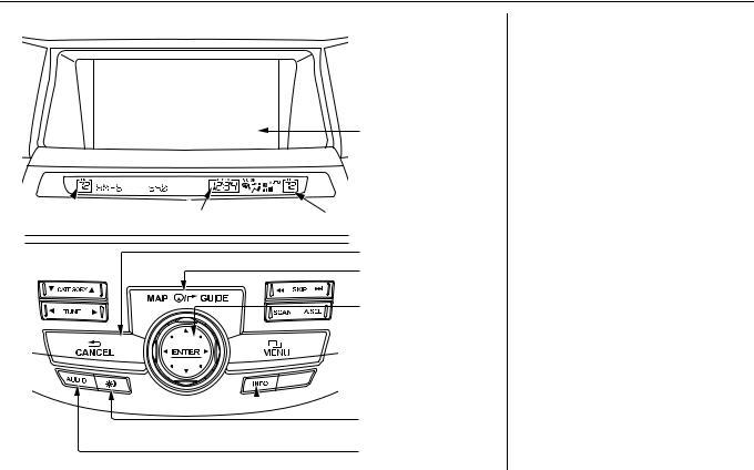 Honda Automobiles 2009 Civic Hybrid, 2009 Accord User Manual