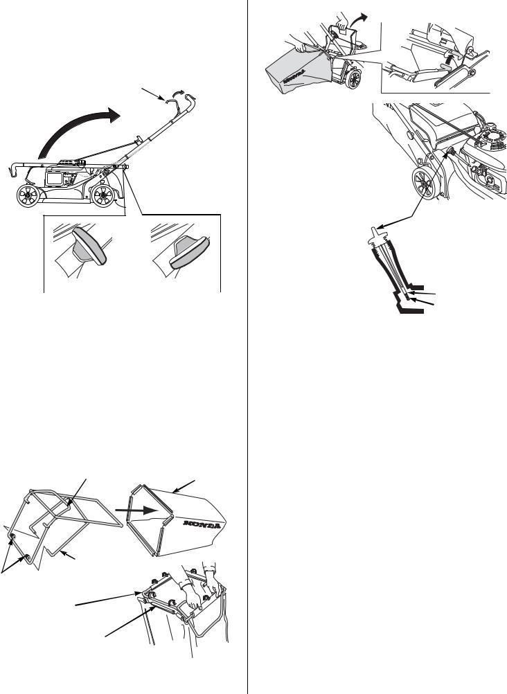 Honda Power Equipment HRX217VKA, HRX217VKA User Manual