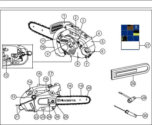 Husqvarna T435 User Manual