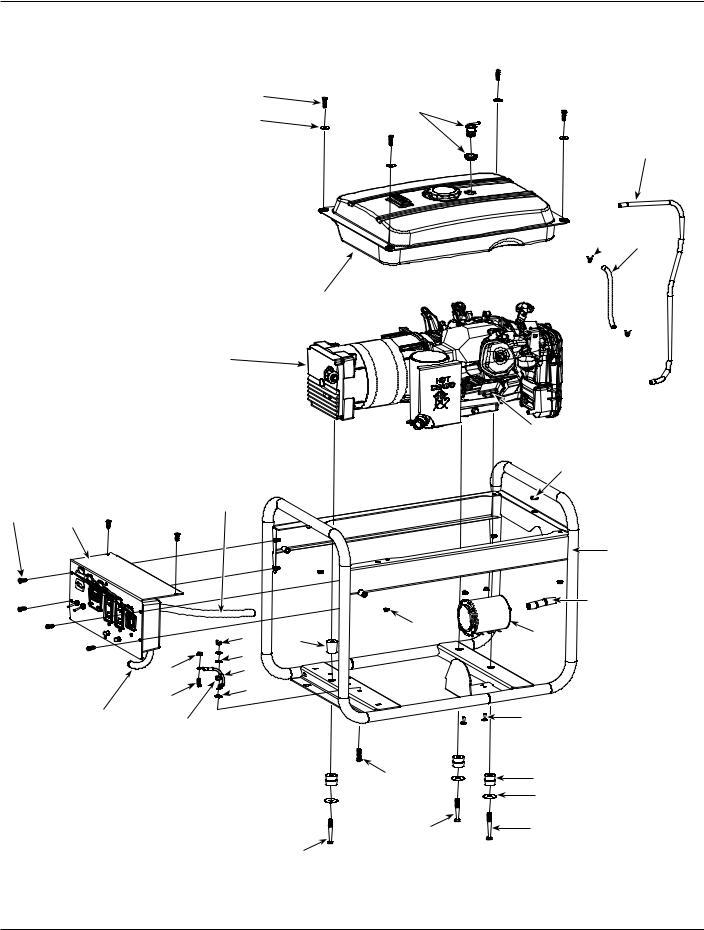 Campbell Hausfeld GN6575, GN5060 User Manual