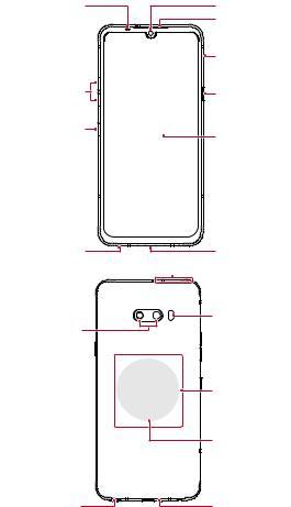At&t LG G8X Thinq LM-G850UM User Manual