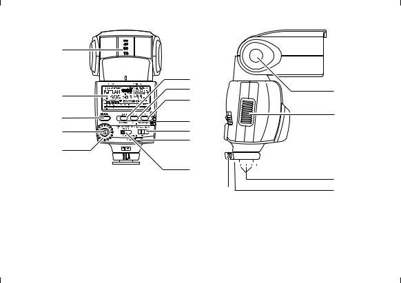 Pentax AF540FGZ User Manual