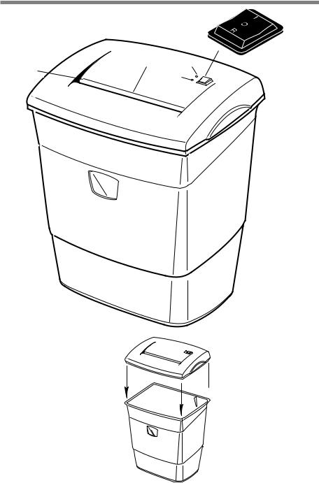 Fellowes PS60C-2, PS60-2 User Manual