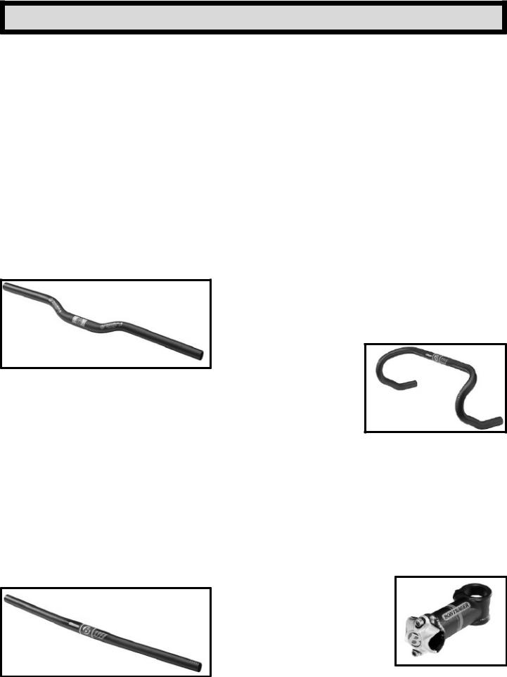 Gary Fisher 2003 GARY FISHER TECHNICAL User Manual