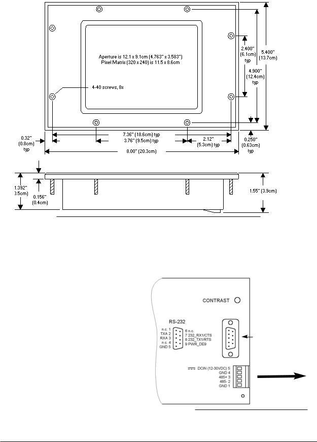 Electro-Voice 250, 1252 User Manual