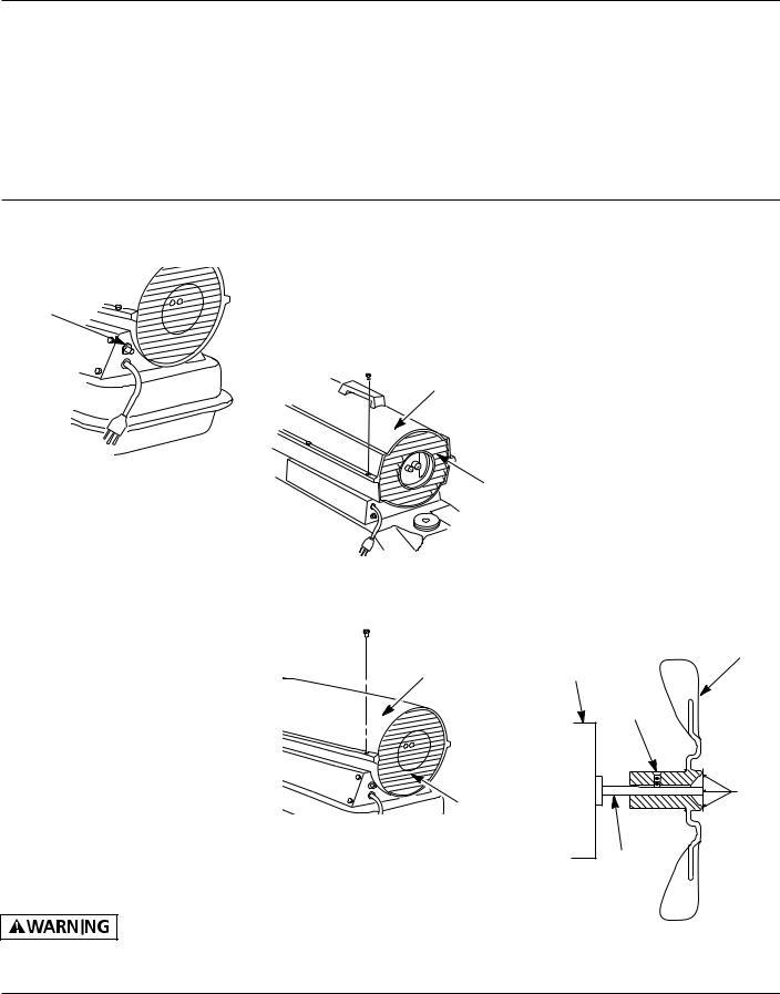 Dayton 2E511D, 3E219C, 3E218D, 2E510D User Manual