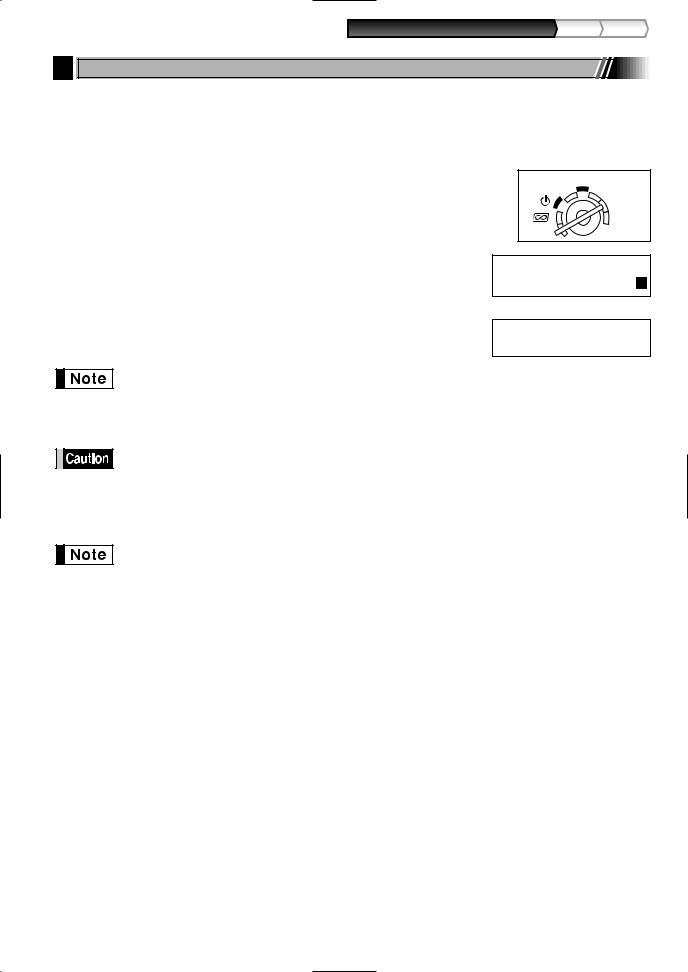 Sharp XE-A303 User Manual