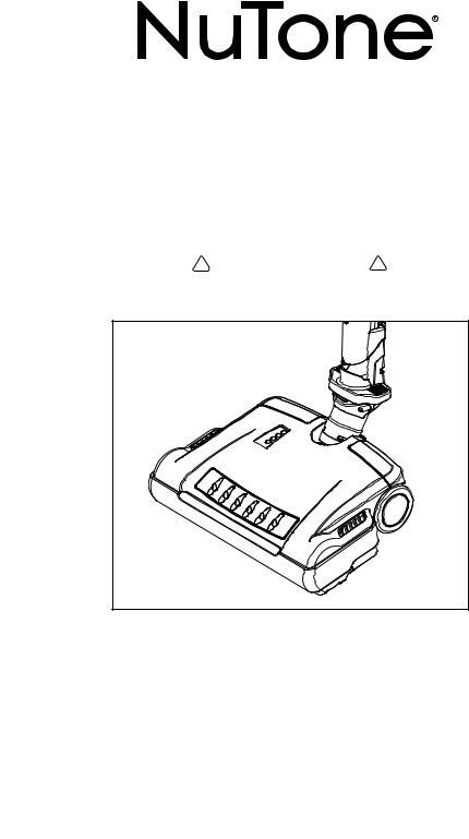 NuTone CT700, AB0008 User Manual